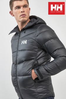 Helly Hansen Black Vanir Icefall Down Jacket