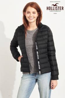 Hollister Light Weight Down Quilted Jacket