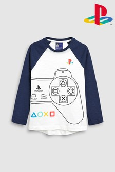 PlayStation™ Raglan T-Shirt (3-16yrs)