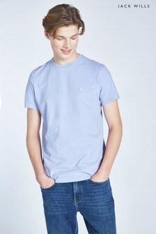 Jack Wills Lilac Sandleford T-Shirt