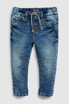 Jersey Denim Jogger Jeans (3mths-7yrs)