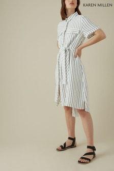 9f911a8bbab dresses Women Shirtdress Shirtdress White White Dresses | Next Australia