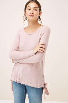 Cosy Bow Top