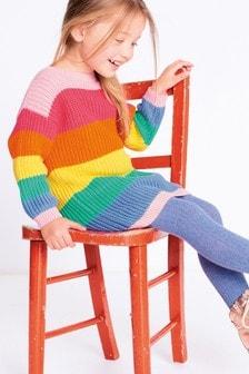 Stripe Jumper Dress (3mths-6yrs)