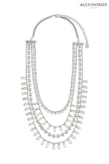 Accessorize Glam Layered Necklace