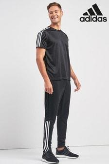 adidas Black Reggie Track Pant