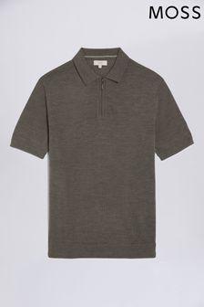 Replay® Black Sherpa Coat