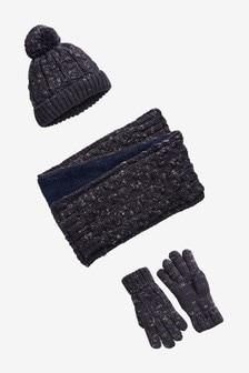 Knitted Three Piece Set (Older)