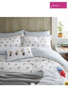 Joules Garden Dogs Pillowcases