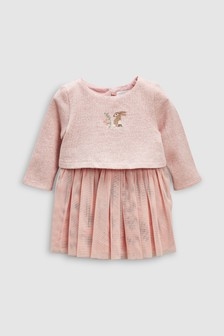 Bunny Tutu Dress (0mths-2yrs)
