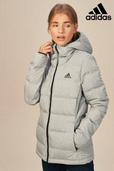 adidas Grey Helionic Jacket