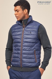Polo Golf by Ralph Lauren French Navy Down Gilet