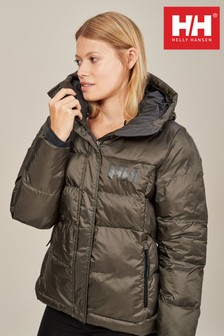 Helly Hansen Khaki Padded Jacket