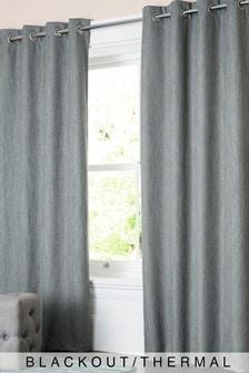 Eyelet Blackout/Thermal Curtains