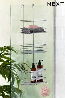 Over Door Two Three Bathroom Shower Shelves