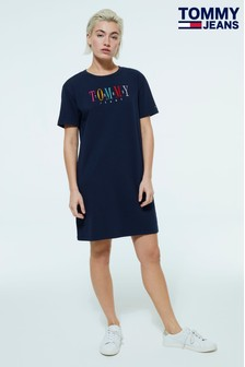 Tommy Jeans Graphic T-Shirt Dress