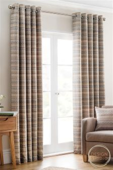 Design Studio Carnival Eyelet Curtains
