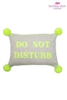 Bombay Duck Do Not Disturb Cushion
