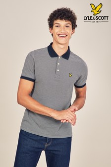 Lyle & Scott Stripe Poloshirt