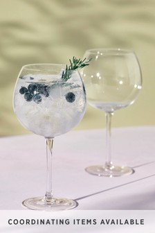 Set of 2 XL Gin Glasses
