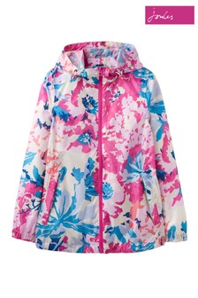 Joules Golightly Short Waterproof Packaway Jacket