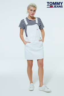 Tommy Jeans Classic Dungaree Dress