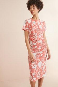 Twist Detail Dress