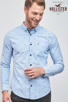 Hollister All Over Printed Shirt