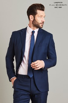 Tailored Fit Cerruti Signature Suit: Jacket
