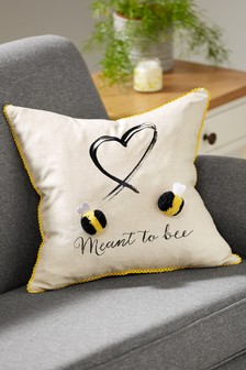 Meant To Bee Cushion