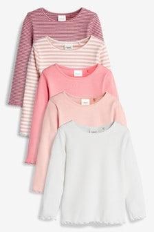 8ea81fe89 Girls Long Sleeve T-Shirts   Girls Long Sleeve Tops   Next AU