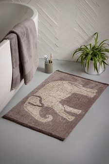 Elephant Bath Mat