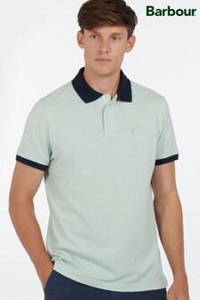 Barbour® Blue Lynton Polo Shirt