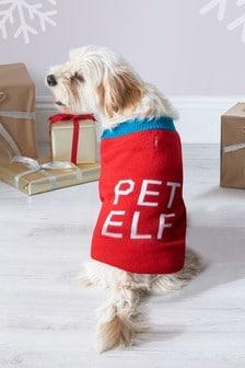 Pet Elf Dog Jumper