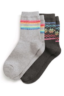 Thermal Socks Two Pack