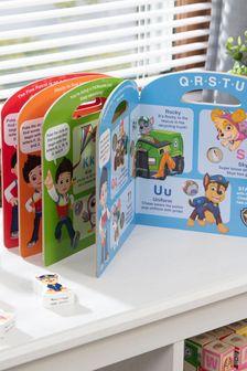 Paw Patrol Poke-A-Dot Alphabet Adventure Book