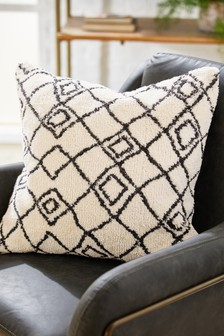 Tufted Berber Style Cushion