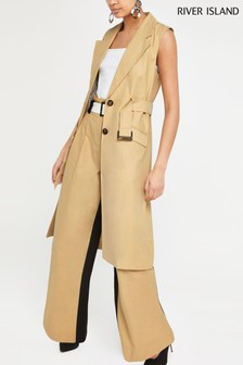 River Island Camel Jacket