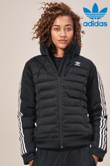 adidas Originals Black Slim Jacket