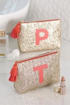 Alphabet Make-Up Bag