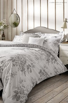 Cabbages & Roses Darcy Rose Duvet Cover