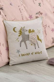 Enchanted Unicorn Cushion