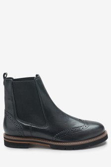 Signature Comfort Chunky Chelsea Boot