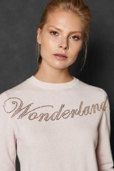 Ted Baker Pink Wonderland Sweater
