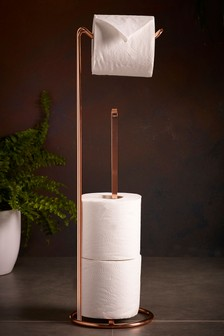 Wire Toilet Roll Holder