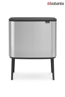 Brabantia® Bo Touch Fingerprint Proof Matt Steel Bin