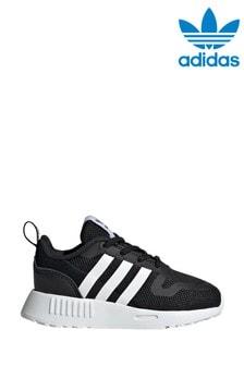 adidas Originals Black/White Run TD Trainers