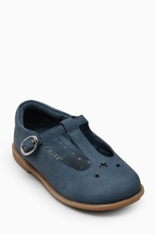 Star T-Bar Shoes (Younger)