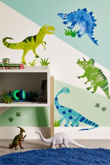 Ben The Dino Wall Sticker