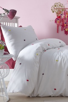 Appletree Lotte Duvet Cover And Pillowcase Set